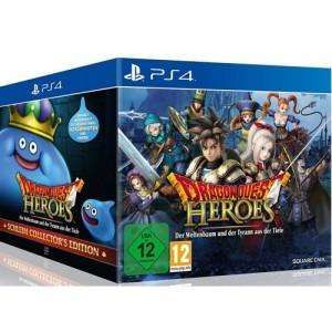 Dragon Quest: Heroes - Collector's Edition sur PS4 (Import UK)