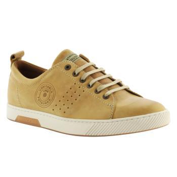 Sélection de chaussures Pataugas à -70% - Ex : Tennis en cuir Mattei - Beige
