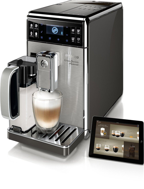Machine à espresso connectée Saeco Granbaristo Avanti HD8977/01 (avec ODR 150€)