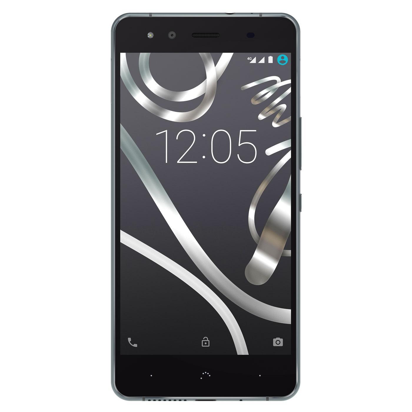 "Smartphone 5"" BQ Aquaris X5 Plus - Snapdragon 652, RAM 3 Go, 32 Go"