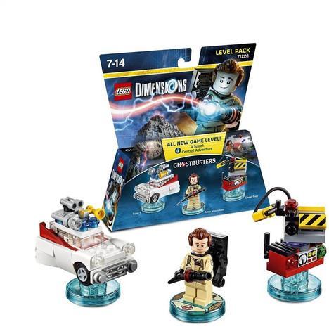 50% de réduction sur de nombreux pack Lego dimensions - Ex : Figurine Lego - Peter Venkman - SOS Fantômes