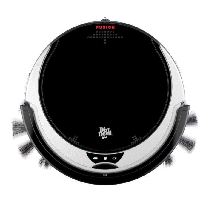 Aspirateur Robot Dirt Devil Fusion M611 Aspirateur robot (via ODR 20€)