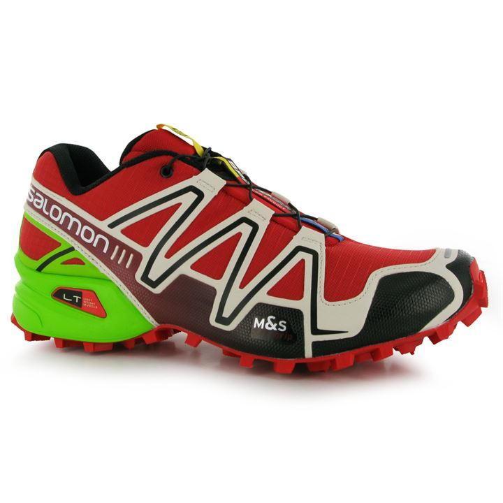 Paire Chaussures Salomon Speedcross 3 pour homme et femme