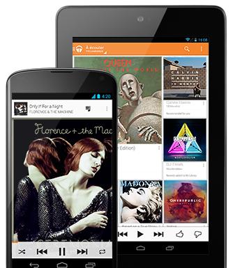 30 jours d'accès gratuits à Google Play Music Access (puis offre promo)