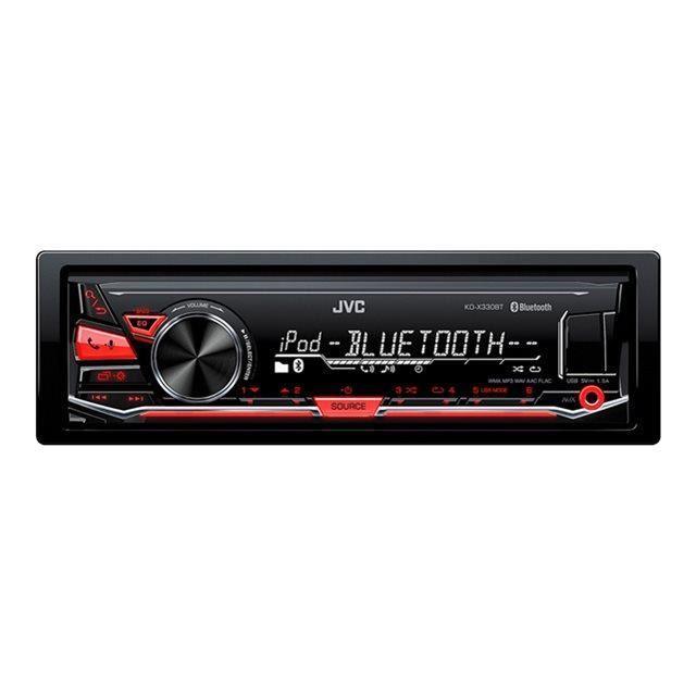 Autoradio  JVC KD-X330BT USB - Bluetooth (via ODR 20€)