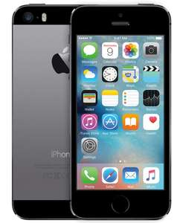 Smartphone Apple iPhone 5S 16Go (via ODR 30€)