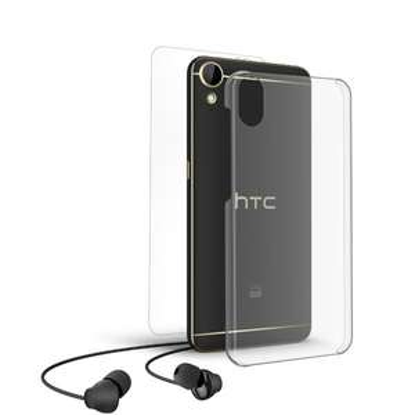 Smartphone HTC Desire 10 Lifestyle Black/White