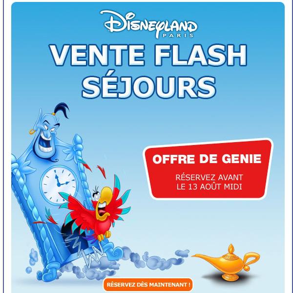 Séjours DisneyLand - 1 jour + 1 nuit supplémentaire offerte, Formule repas Demi-pension