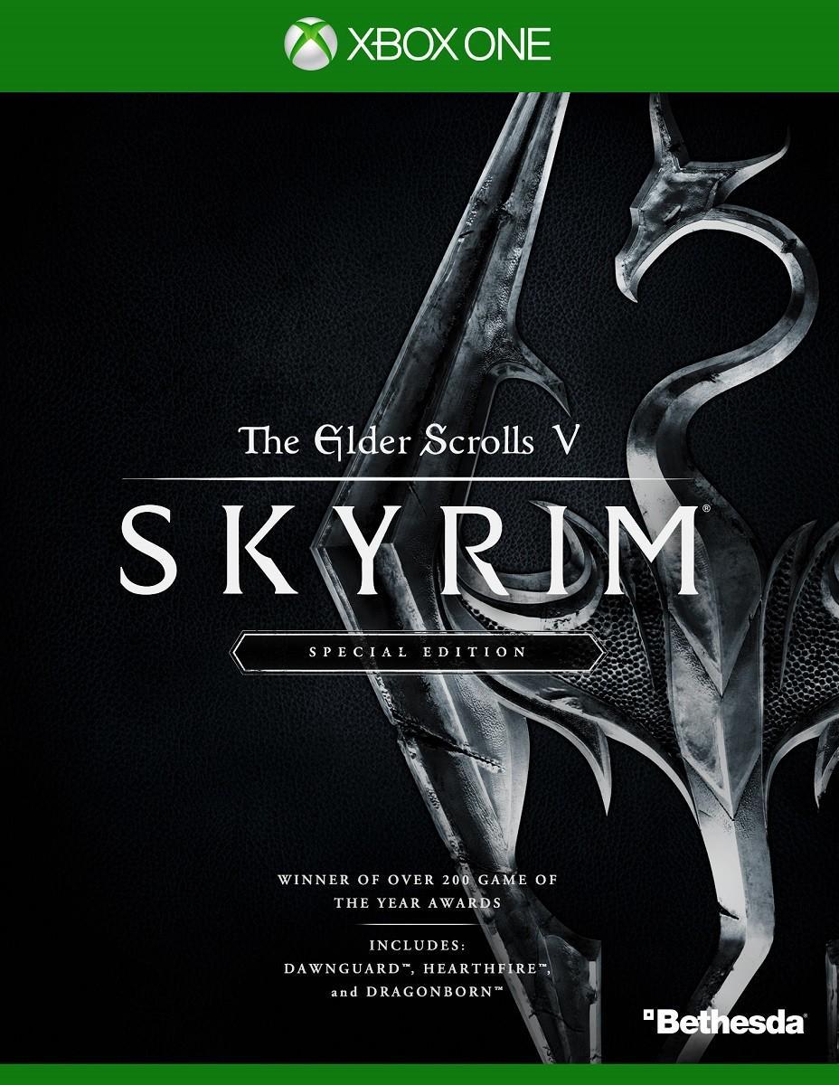 The Elder Scrolls V : Skyrim - Edition Spéciale sur PS4 et Xbox One