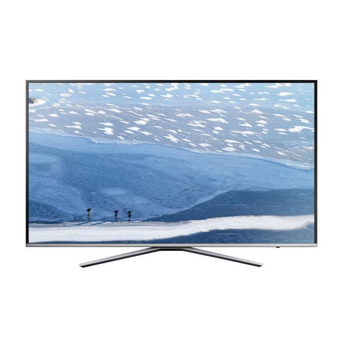 """[Cdiscount à volonté] Téléviseur 40"""" Samsung 40"""" UE40KU6400UXZF - Smart TV, 1500 PQI"""
