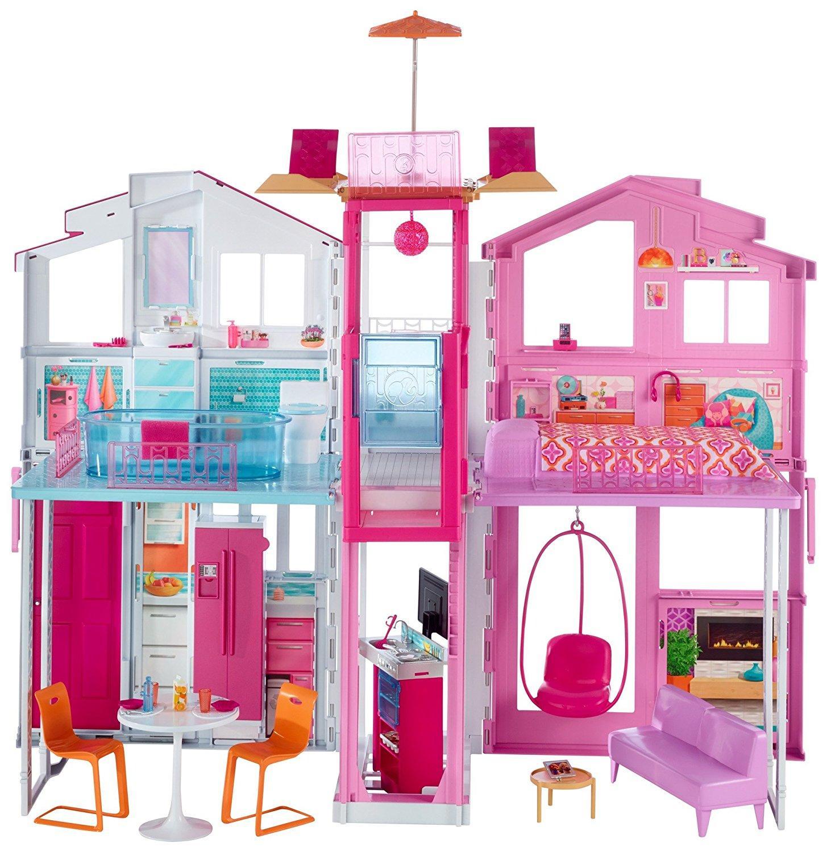 [Premium] Maison de Luxe Barbie DLY32bie
