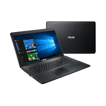 """PC portable 17.3"""" Asus X751LAV-TY557T (HD+, i3-5005U, 4 Go RAM, 500 Go HDD, Windows 10)"""