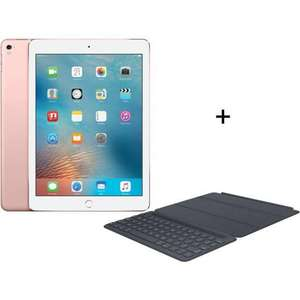 "Tablette 9.7"" Apple iPad Pro Retina - 32 Go - Cellular - Or Rose + Smart Keyboard"