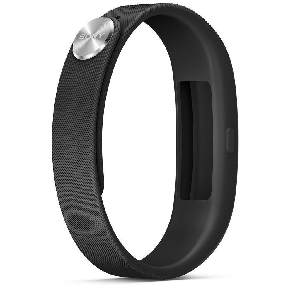Bracelet connecté Sony SmartBand SWR10 - Noir