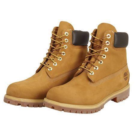 Boots Timberland Icon 6 Inch Premium Jaune