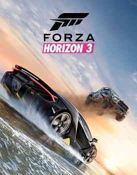 Forza Horizon 3 sur PC/Xbox One