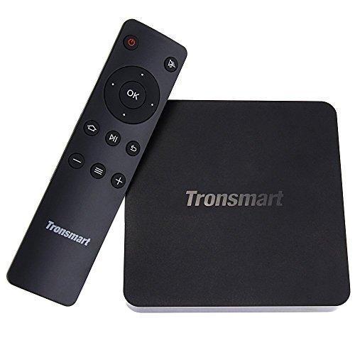 Box TV Android Tronsmart Vega S95 - 4K