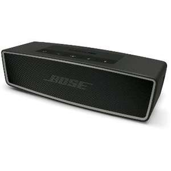 Enceinte Bose SoundLink Mini II - Bluetooth, Noir (via ODR de 30€)