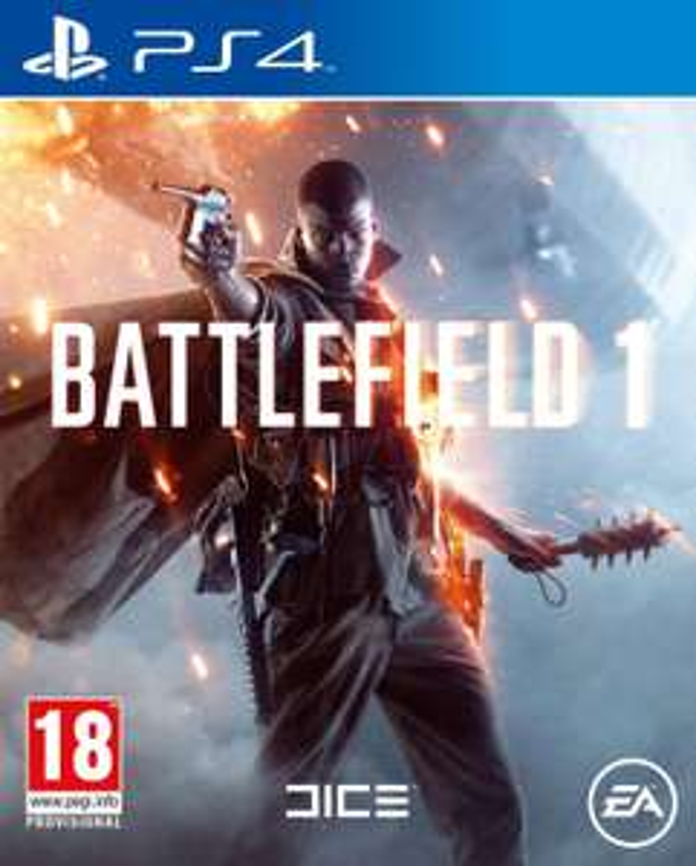 Battlefield 1 ou FIFA 17 sur PS4 / Xbox one