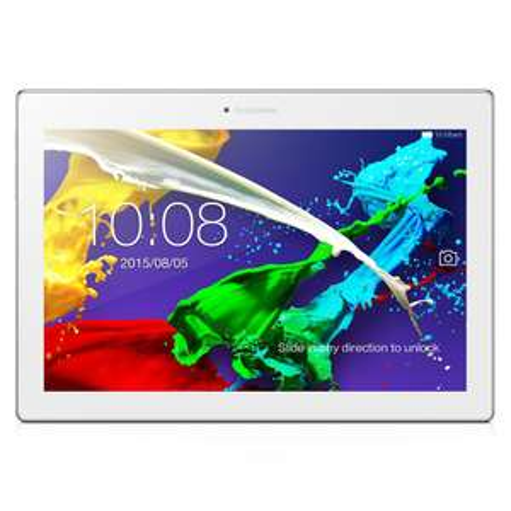 "Tablette 10.1"" Lenovo Tab 2 A10-70 - 16 Go, Wi-Fi, Blanc (via ODR de 20€)"