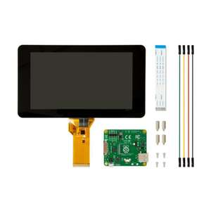 Ecran tactile officiel Raspberry 7""
