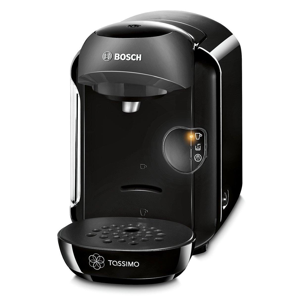 Machine à dosette Bosch Tassimo TAS1252 Vivy Noir