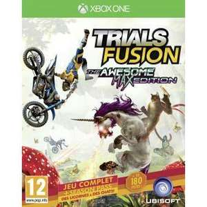 Trial Fusion - The Awesome Max sur Xbox One