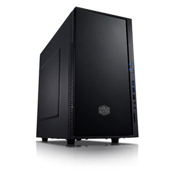 Sélection de boitier PC en promotion - Ex : Cooler Master Silencio 352 Noir mat