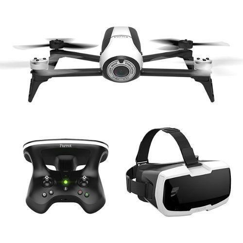 Drone Parrot Bebop 2 + Skycontroller + Casque FPV