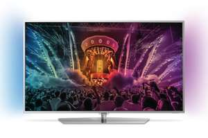 "TV 49"" Philips 49PUS6551 - LED, 4K UHD, Smart TV (+ 30€ en carte cadeau)"