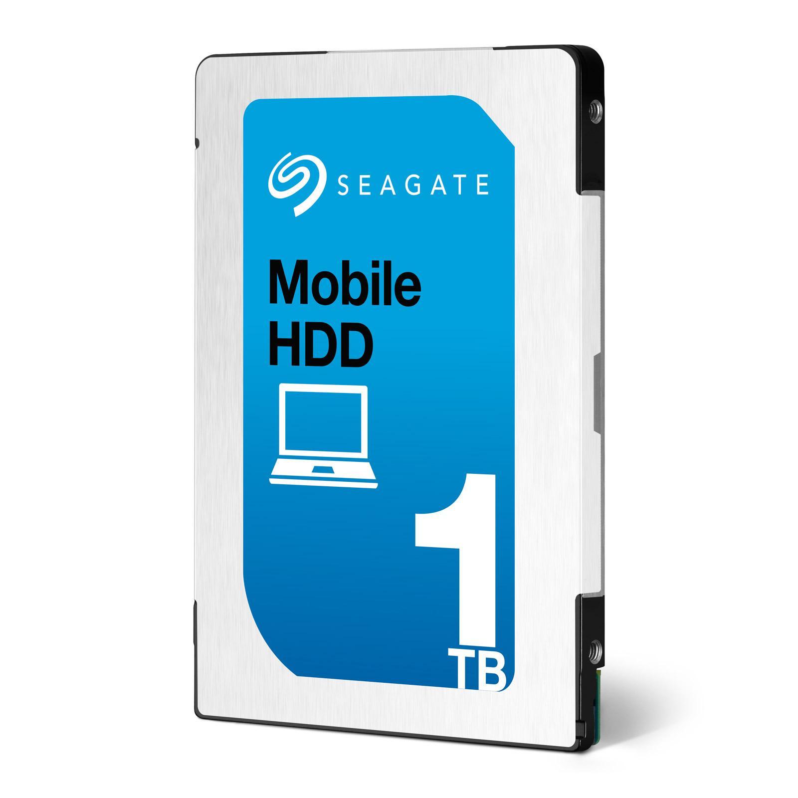 "Disque dur interne 2.5"" Seagate Mobile - 1 To (via ODR de 10€)"
