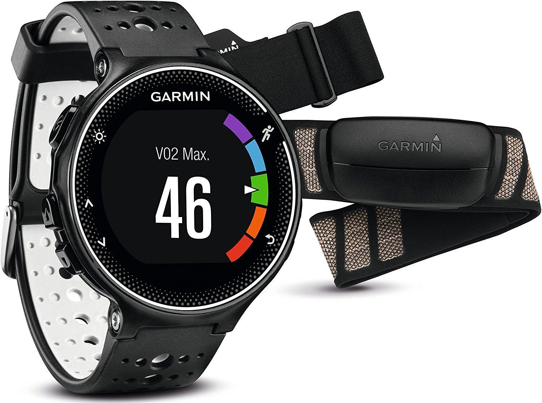 Montre GPS Garmin Forerunner 230 avec ceinture cardio