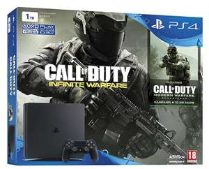 Pack PS4 1To + Call of Duty Infinite Warfare Legacy