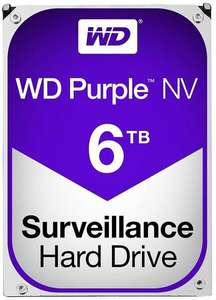 Disque dur interne Western Digital Purple NV 6 To
