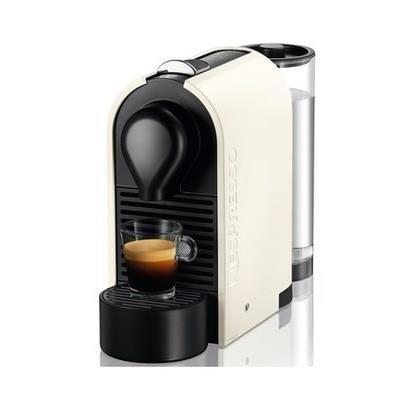 Machine à café Nespresso U Pure YY1301FD - Crème (via ODR 50€)