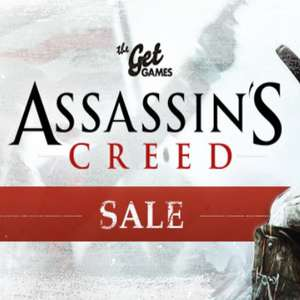 Série Assassin's Creed en promotion. (Ex: Revelations 4.99€, Brotherhood Deluxe Edition 7.49€...),