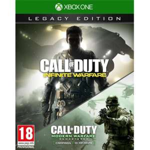 Call Of Duty Infinite Warfare Edition Legacy sur Xbox One et PS4