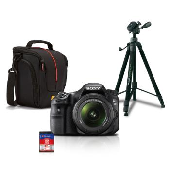 Appareil photo numérique Sony Alpha 58 + DT 18-55mm Méga pack