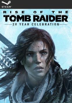 Sélection de jeux en promotion - Ex : Rise of The Tomb Raider - Edition 20ème anniversaire sur PC (Dématérialisé - Steam)