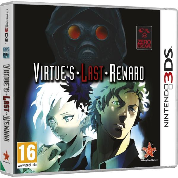 Virtue's Last Reward sur PS Vita à 18.98€ et sur 3DS