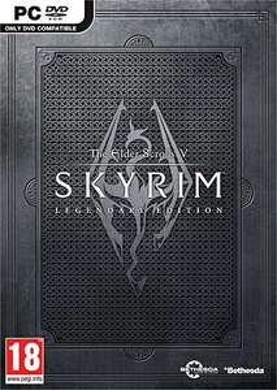 Jeu The Elder Scrolls V Skyrim - Legendary Edition sur PC (Dématérialisé - Steam)