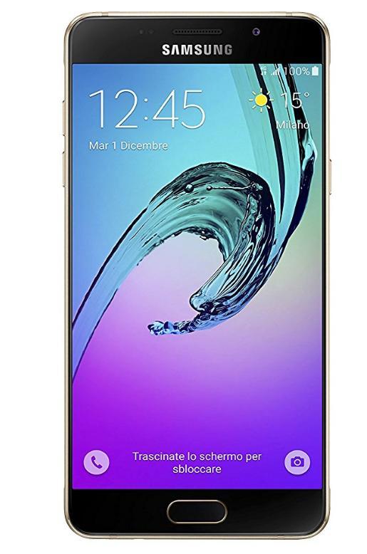 "Smartphone 5.2"" Samsung Galaxy A5 (2016) - 16Go, Noir"