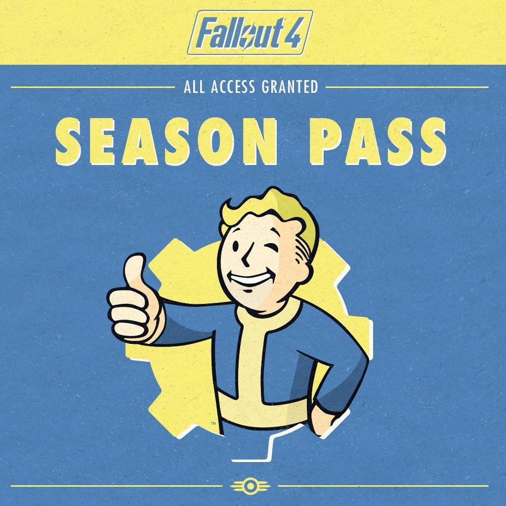 Fallout 4 Season Pass sur PC (Dématérialisé)