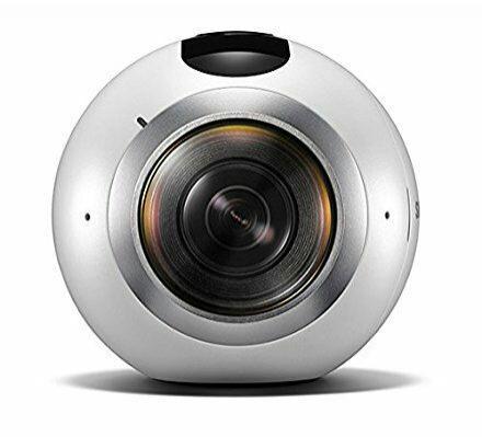 Caméra pour smartphone Samsung Gear 360