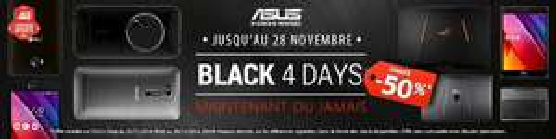 Promotion Asus jusqu'à 50% ex: ASUS Zenfone 2 Selfie ZD551KL 5,5'' 32Go 4G Blanc