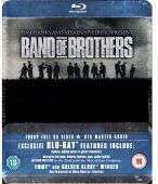 Coffret Steelbook 6 Blu-rays Série Band Of Brothers