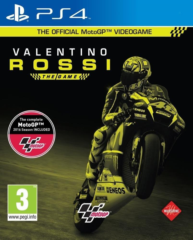 Valentino Rossi The Game  (moto gp 16 )sur PS4