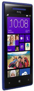 "Smartphone 4.3"" HTC Windows Phone 8X 16 Go (Bleu)"