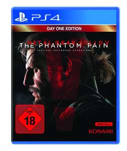 Metal Gear Solid V: The Phantom Pain - Day One Edition sur PS4