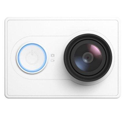 Caméra sportive Xiaomi Yi - 2K, 16 Mpix, blanc